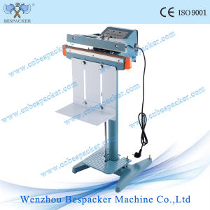 Foot Pedal Aluminum Foil Bag Impulse Sealing Machine pictures & photos