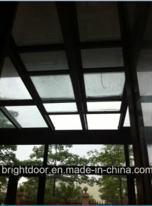 Automatic Skylight Sliding Window/Glass Skylight Roofing Window Price pictures & photos
