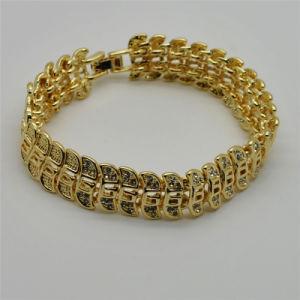 Clic Bracelet Bold Chain 22k Gold Bangles Cool Link Wedding Jewellery La08127b1s0021