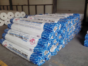 2.5m Width PVC Waterproof Membrane / PVC Roofing Material pictures & photos