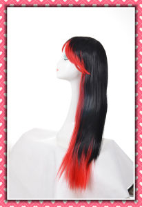 Cheap Price Synthetic Hair Wig Long Style pictures & photos