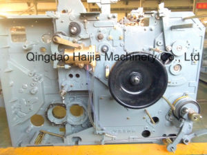 Qingdao New Style Water Jet Loom Textile Weaving Machine pictures & photos