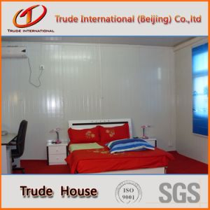 Light Steel Frame Sandwich Panel Mobile/Modular Building/Prefabricated/Prefab Living Accommodation pictures & photos