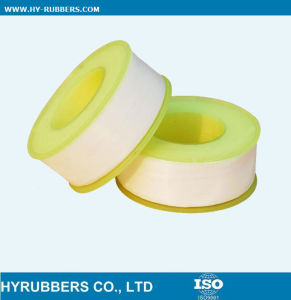 Yellow PTFE Tape Used in Cable pictures & photos