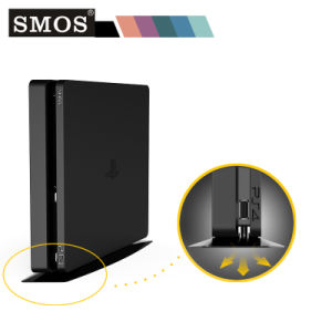 Smos Game Console Stand for Sony PS4 Slim with Good Quality