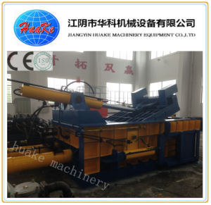 Automatic Balers (for Metal Scrap/ car/metal shavings, recycled metal) pictures & photos