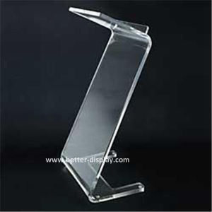 Clear Acrylic Plastic Cheap Church Podium (BTR-M1006) pictures & photos