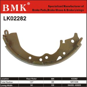 Premium Quality Brake Shoes (K2282) for Japanese Car pictures & photos