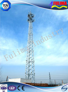 Microwave Communication Power Transmission Tower (FLM-ST-031) pictures & photos