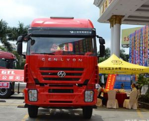 Refined Saic Iveco Hongyan C100 390HP 6X4 Tractror Truck /Tractor Head /Trailer Head Heavy Duty Version Hot for Sale