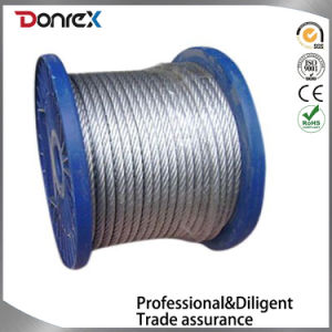 Zinc Plating Steel Wire Rope for Lifting and Loading