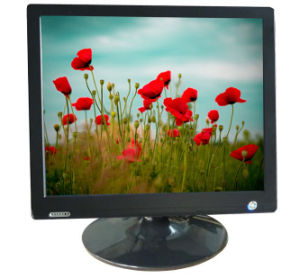 19 Inch VGA LCD Monitor with HDMI, AV, TV, DVI Optional pictures & photos
