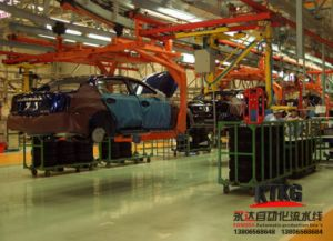 Auto Car Assembly Production Line pictures & photos