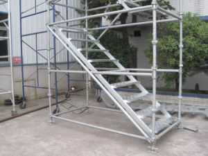 Bon Cuplock Scaffolding Staircase