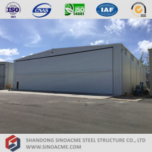 Sinoacme Pre Engineering Steel Structure Aircraft Hangar pictures & photos
