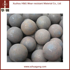 H&G Dia70mm Ball Mill Cast Steel Ball for Indonesia