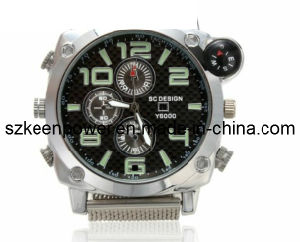Waterproof Watch 1080p Video Recorder Sound Control Night Vision 4GB-16GB pictures & photos