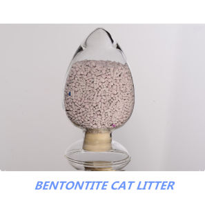 Bentonite Cat Litter (Natural) pictures & photos