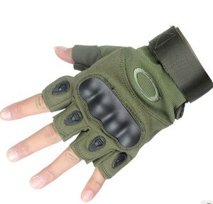 Fingerless Military Tactical Airsoft Hunting Riding Game Sports Wear Gloves