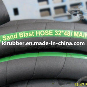 High Abrasion Sandblasting Rubber Hose pictures & photos