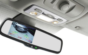 "4.3"" OEM Car Rear View Mirror Monitor with Auto Brightness Adjustment (YX-9299)"