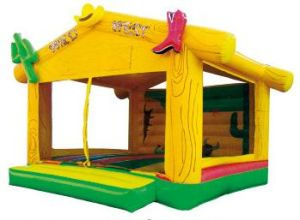 Holiday Funny Inflatable Bounce House for Children