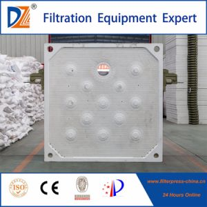 High Quality up Central Feeding Filter Plate pictures & photos