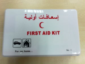 First Aid Kit for Automobile & Home