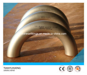 ASME B16.49 Stainless, Carbon, Alloy Steel Hot Bend pictures & photos