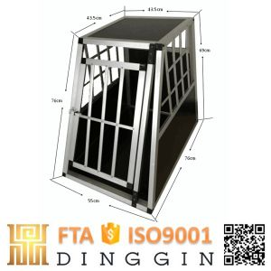 Aluminium Dog Kennel for Car pictures & photos