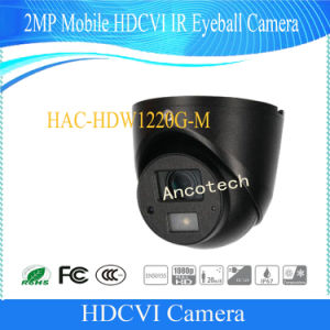 Dahua 2MP Hdcvi IR Eyeball Mobile Camera (HAC-HDW1220G-M) pictures & photos