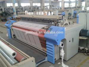 MID Density Dobby Double Nozzle Air Jet Loom Machinery pictures & photos