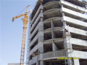 4t Construction Building Top Kits Tower Crane Manufacturer pictures & photos