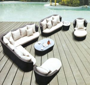 Wicker Sofa Sets (6110)