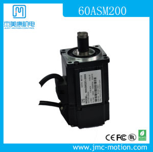 200W Low Cost AC Servo Motor pictures & photos