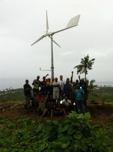 5kw Small Wind Generator for Completely on-Grid Solution Use pictures & photos