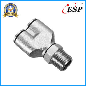 Pneumatic Metal Fittings MPX