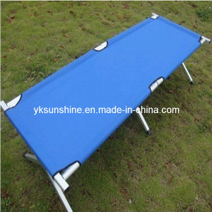 Folding Army Cot (XY-205E) pictures & photos