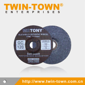 GC Flexible Grinding Wheel (stone and glass polishing)
