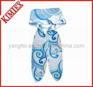 100% Polyester Fashion Printing Headscarf
