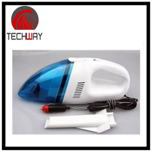 Portable Car Vacuum Cleaner with Car Cigarette Plug  pictures & photos