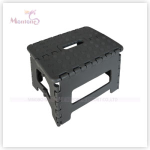 Sturdy Plastic Foldable Stool pictures & photos