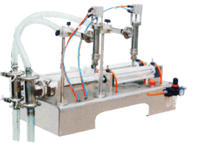Double Head Water Filling Machine