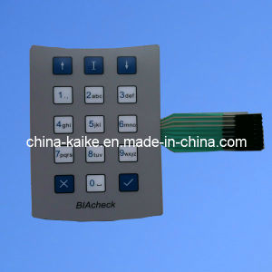 Customized Membrane Switch Keypad with LED (001) pictures & photos