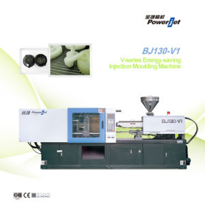 Energy Saving Injection Molding Machine with The Brand Name of Powerjet (BJ128V6)