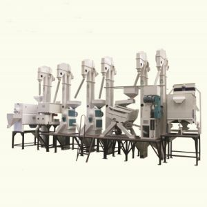 Complete Set of Rice Processing Equipment (Model CTNM26) pictures & photos