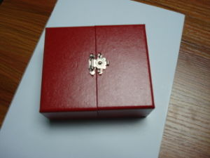 Luxury Double Door Jewelry Box-Ys1018b