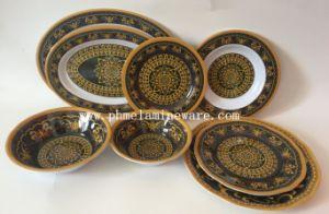 Plastic 100%Melamine Dinner Sets (melamine deep bowl melamine dish melamine tray & China Plastic 100%Melamine Dinner Sets (melamine deep bowl melamine ...