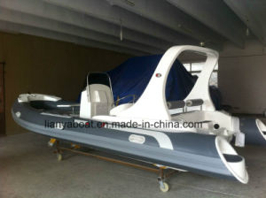 Liya Outboard Motor China 6.2m Rigid Tender for Fishing pictures & photos