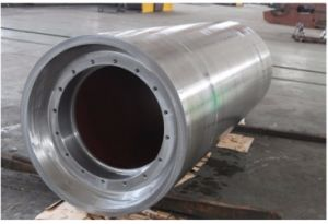 Rolled St52 Q345 Steel Polished Cylinder Pipe pictures & photos